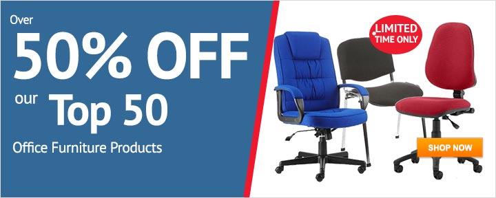 50% Off Furniture
